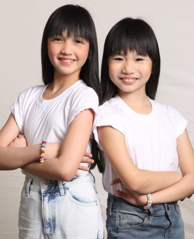 Kikay and Mikay